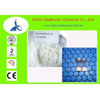 434-07-1 Oxymetholone Cancer Treatment Steroids Anemia Treatment Anadrol Manufactures
