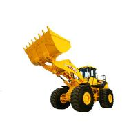 China LW800KN Wheel Loader Earthmoving Machinery With Dual-pump Combined Technology on sale