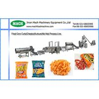 Kurkure Processing equipment/Extruded corn kurkure cheetos snacks food processing plant Manufactures