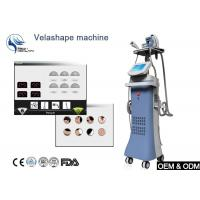 China Imported Pump Velashape Body Shaping vacuum cavitation with RF Roller Massage Slimming machine on sale