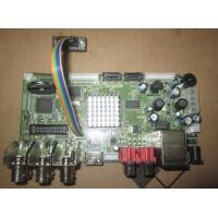 China Hi3520D 8 Channel Development Boards H.264 240fbs real time full D1 CCTV on sale