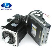 China 3 Phase AC Motor 1000W AC Servo Motor 80mm High Torque 4N.M 2500rpm With Driver Kit on sale