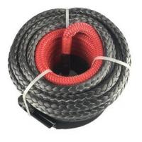 Buy cheap Pre-stretched synthetic uhmwpe winch rope for atv 4x4 from wholesalers