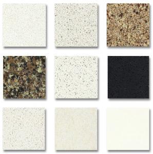 Hot Sale Artificial quartz Slabs  for Kitchen Countertops Manufactures