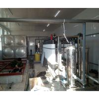 Nature Mineral Water Purification Machine Big Capacity 2400x900x1800mm Manufactures