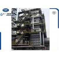 Steam Heat Boiler Of Pure Flue Gas With Low Temperature Economizer Manufactures