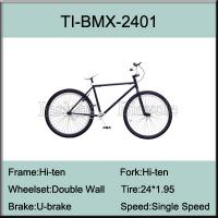 24 Inch Steel Freestyle Bike Manufactures
