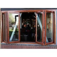 China Australia Standard New design Aluminum Glass Folding  Bifold Window analog aluminum window for sale on sale