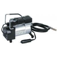 Black Silver Metal Air Compressor Fast Inflation For Cars With CE Manufactures