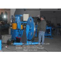 PLC Air Spiral Tube Forming Machine , Ventilating Duct Making Machine Manufactures