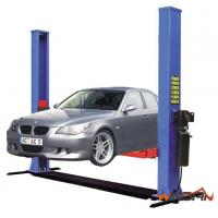 Quality Auto Hydraulic Car Lift , Double Column Cylinder Lift With Chassis WD232D for sale