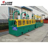 Buy cheap Low carbon/high carbon Steel Wire Drawing Machine from wholesalers