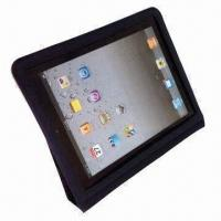 Quality Leather Case for Tablet PC, Various Colors Available, OEM/ODM Orders Welcomed, 4-5 Days Lead Time for sale