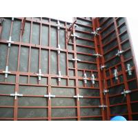 Water proof Customized Concrete Wall Formwork , permanent formwork for Straight Wall Manufactures