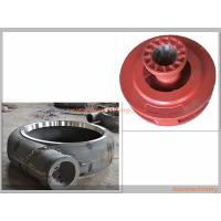 Centrifugual Slurry Pump Spare Parts For Mining / Sand Dredging / Slurry Suction Manufactures
