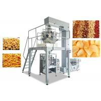 China Snacks Food Packaging Sealing Machine, Vertical Form Fill Seal Packaging Machines on sale