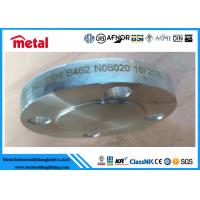 China Forged 2 Inch Alloy Steel Flanges Blind Flange BLRF 150# B462 N08020 For Power Station on sale