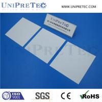 China Insulation Ceramic Alumina Al2O3 Substrates on sale