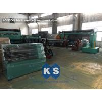 High Efficiency Hexagonal Wire Netting Machine Automatic PVC Coating Line Manufactures