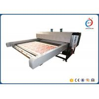 Jersey Automatic High Pressure Heat Press Machine 0 - 30kg / cm2 Manufactures