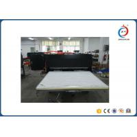 Precise Large Format Heat Press Machine For Sportswear 220V / 380V Manufactures