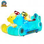 Cute Amusement Park Bumper Cars For Children Loosen Acceterator To Stop Manufactures