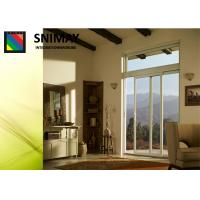 China Aluminium / UPVC / Wood Windows And Doos , Customized Double Glazed Windows on sale