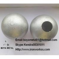 China Forged Iron Sphere Ornaments on sale