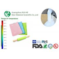 China Sanitary High Temperature Silicone Rubber RH6250 - 50CT® Acid And Alkali Resistant on sale
