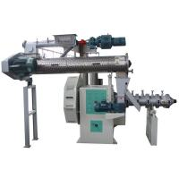 China For suckling pig feed and pet feed, double dcrew wet feed extruder, SPHS series on sale