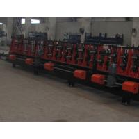 Quality C & Z Purlin Interchangeable Carbon Steel Cold Bending Machine / Metal Roll Forming Machine for sale