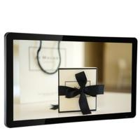 China HD Capacitive All In One PC Touch Screen Wide Viewing Angel With HDMI  VGA USB on sale
