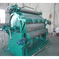 Coal Heat Transferring Drum Roller Dryer With 160-250 Kg / H Drying Capacity Manufactures