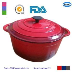 China cast iron casserole on sale
