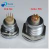 Buy cheap 50 IP Rating Lemo B Series Connectors ECG 2-32 Pin Female Socket With PCB / from wholesalers