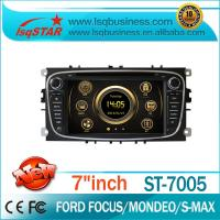 China Car DVD Players Ford DVD GPS And DVD Play Dual Zone on sale
