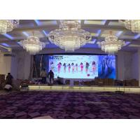 P4 Full Color Advertising LED Screens , HD LED Video Display Board Energy Saving Manufactures