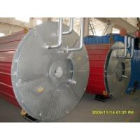 Buy cheap 1400kw gas fired horizontal thermal oil heating boilers efficiency from wholesalers