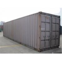 Second Hand Steel 45 Foot  High Cube Shipping Container Multi Door Manufactures