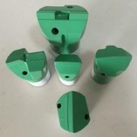Oblique 7 / 11 / 12 Degree Chisel Drill Bit With Tungsten Carbide Manufactures