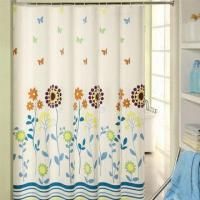 Shower Curtain, Used for Home and Hotels  Manufactures