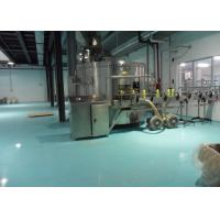 China Dishwashing Liquid Production Line Stainless Steel 304/316L Material on sale