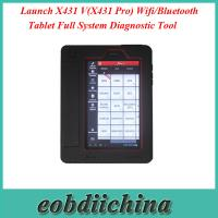 Launch X431 V(X431 Pro) Wifi/Bluetooth Tablet Full System Diagnostic Tool Newest Generatio Manufactures