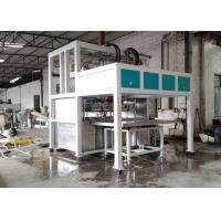 Automatic Box Egg Tray Forming Machinery Multi Layer Drying Line 1400pcs/h Manufactures