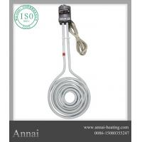 China ANNAI Corrosion-proof PTFE tube water immersion heating element teflo heater on sale