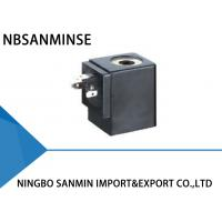 0543 Fluid / Gas Valve Solenoid Coil Replacement Customized IP65 IP67 IP69K Manufactures