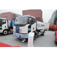 CA1165K1R1ZG FAW 4X2 10000L TO 12000L Water Carrier Truck / Water Bowser Truck Manufactures