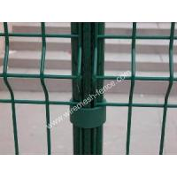 Welded Panel Fence - 06 Manufactures