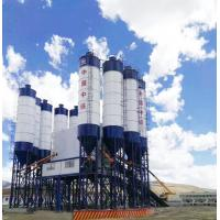 4m Stabilized Soil Mixing Station High Weighing Accuracy With JS3000 Mixer Manufactures