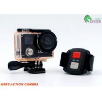 """2"""" LCD Dual Screen Cycling Action Camera, Waterproof Go Extreme Action Cam4K Manufactures"""